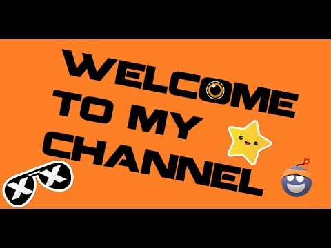 Welcome to my channel (New one)