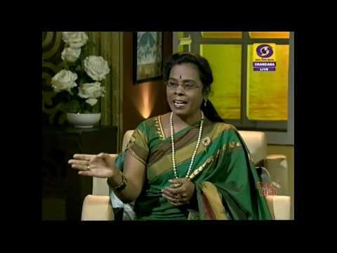 Writer Tamil Selvi in Shubhodhaya Karnataka | DD Chandana