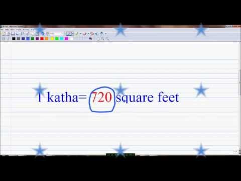 Katha Hectare Acre.wmv