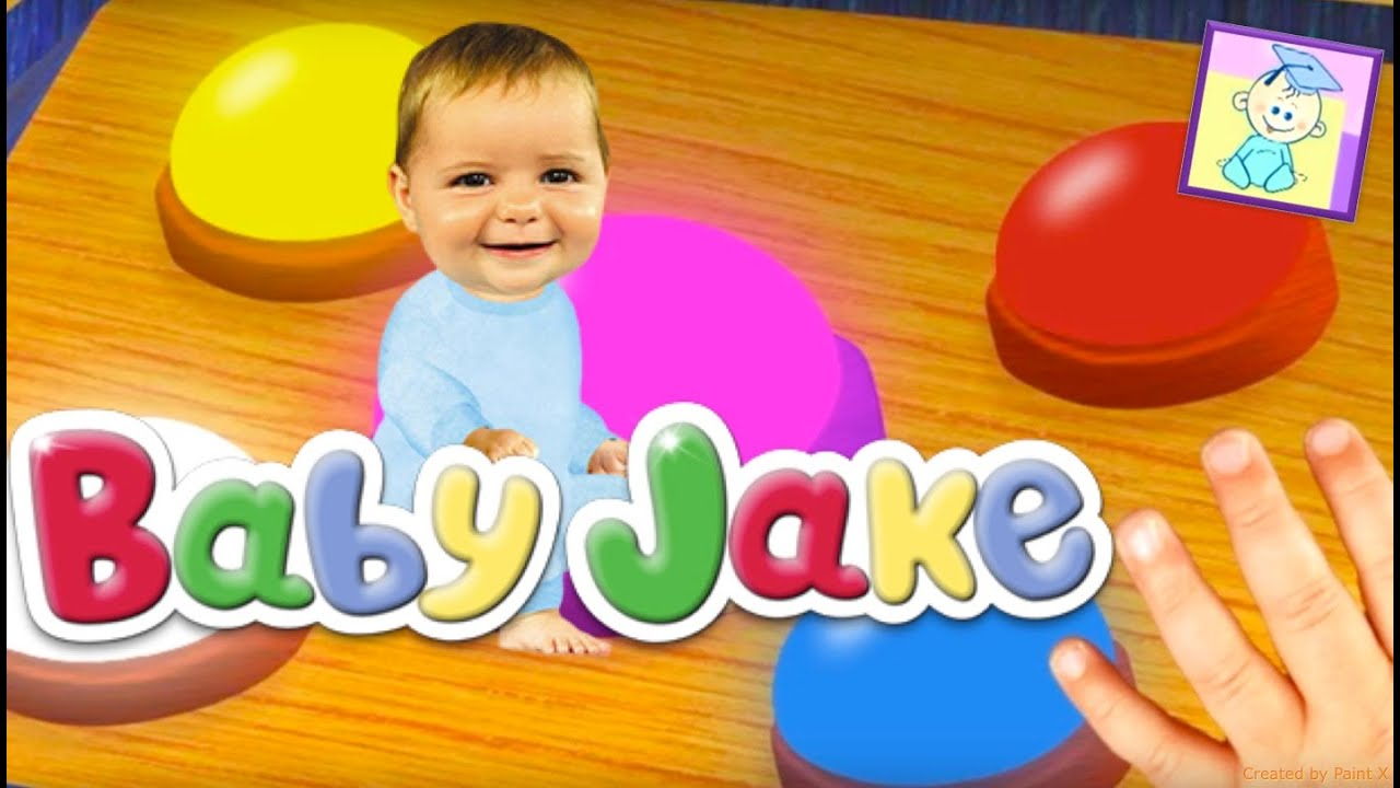 Baby Jake - Colors Adventure - The Farmer in the Dell Song ...