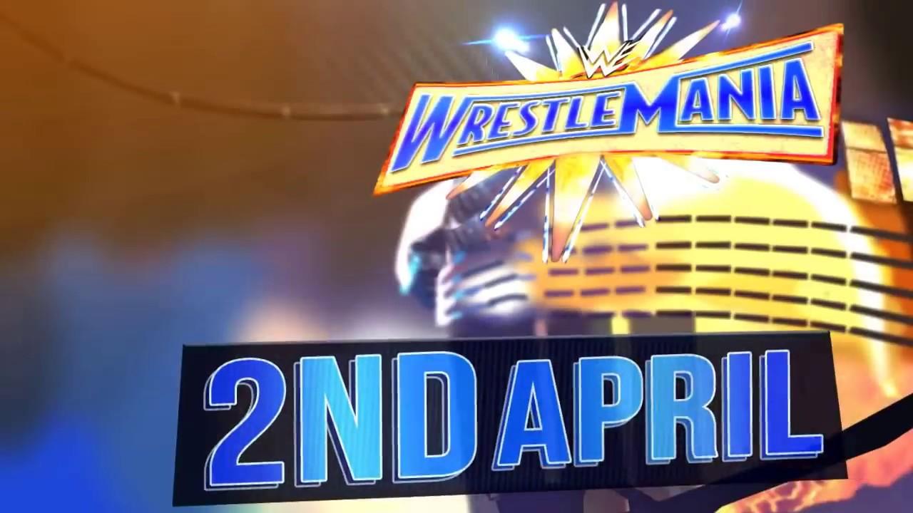 Download 26 Days to WrestleMania 33, John Cena, Seth Rollins, Triple H, Undertaker, Bray Wyatt - April 2