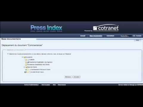 AGENCE - Proposer un document à un client