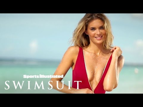 Megan Williams Unzips & Gets Wet For Model Search Shoot | Uncovered | Sports Illustrated Swimsuit