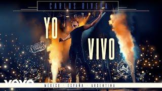 """Carlos Rivera - Gracias a Ti (En Vivo)[""""Yo Creo"""" Tour] (Cover Audio)"""