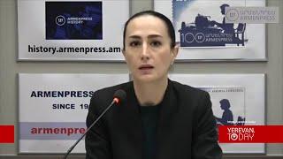 Պոլիէթիլենային տոպրակի օգտագործումը կարգելվի 2022 թվականի հունվարի 1-ից. Իրինա Ղափլանյան