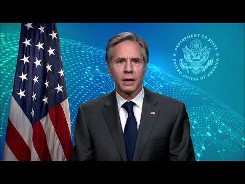 Secretary Blinken Delivers Remarks For The 2021 Virtual Losar Celebration