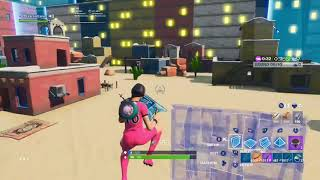 Fortnite Desert Zone Wars With Friends And Randoms And Getting The Dub :D