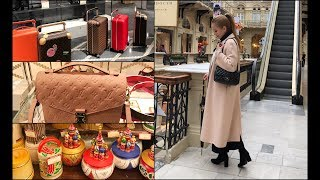 Shopping Vlog Moscow * Одежда Max Mara👚  ,Сумки LV 👜, Ароматы Dior  , покупки Для дома.