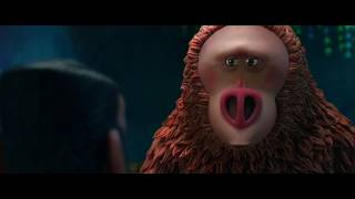 'Missing Link' Official Trailer 2 (2019) | Hugh Jackman, Zoe Saldana, Zach Galifianakis