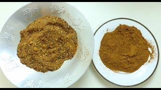 Ethiopian Food - How to make Mitmita in America -  የሚጥሚጣ አሰራር በአሜሪካ