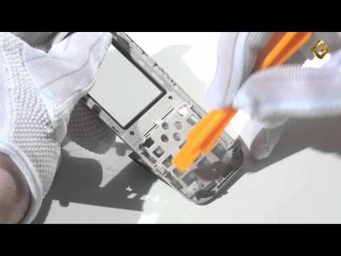 Ремонт Nokia 1650 - замена клавиатуры в мобильном телефоне