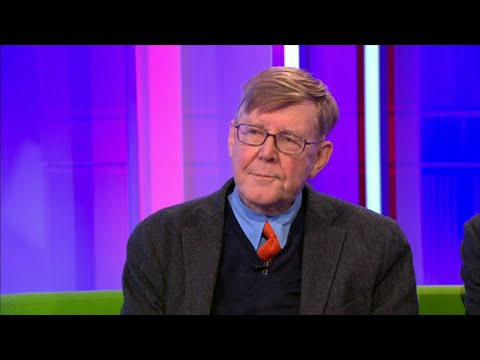 Alan Bennett The Lady in The Van Interview