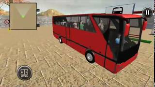 Uphill Bus Driving Games play level 2 Best Games for Android Or ios