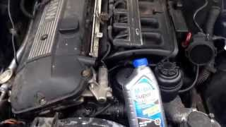 How to change the oil in a BMW E36 E46 E39 X5
