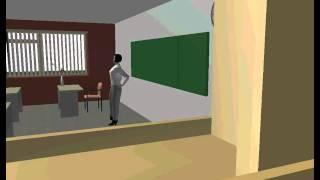 видео стенди в кабиет биологии