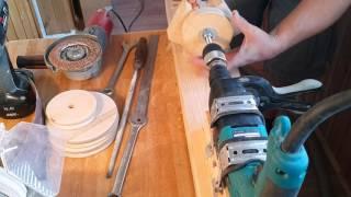 як зробити шків з фанери