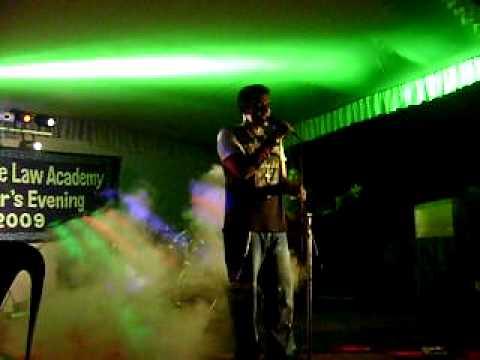 Newcastle Law Academy *Freshers Night*- Mahboob Alam