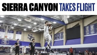 Cassius Stanley, Kenyon Martin Jr, Scotty Pippen Jr, & Sierra Canyon Are a Highlight Reel