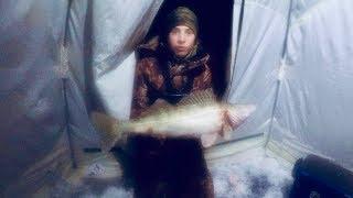 Этот Судак запутал жерлицы!Первая рыбалка на судака в сезоне 2018|Астана Казахстан|.