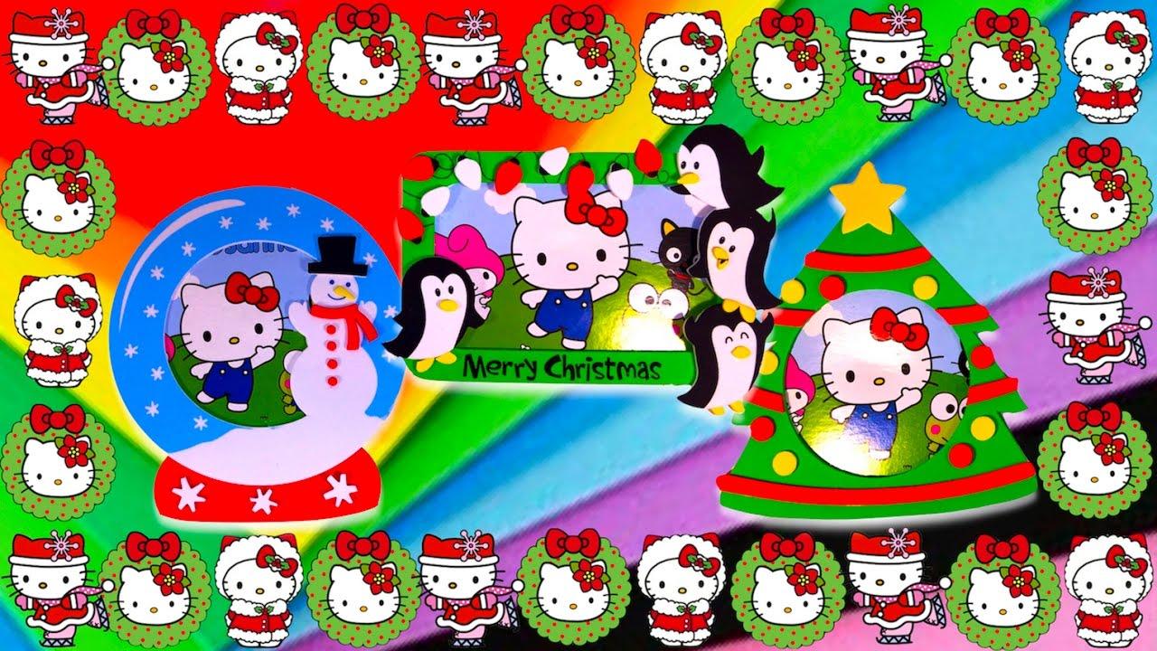 Diy How To Create Christmas Photo Frame Magnets 2 Snow Globe