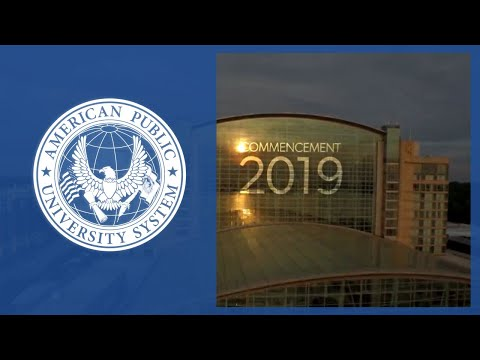 What To Expect At Commencement 2019 | American Public University System (APUS)
