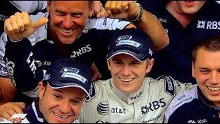 Nico Hulkenberg Puts it on Pole | 2010 Brazilian Grand Prix
