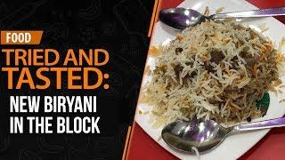 Tried and Tasted: Baba Biryani at Matiya Mahal, Jama Masjid