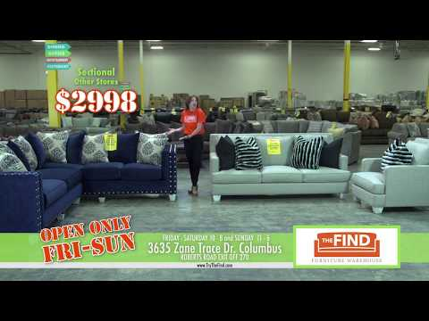 TheFind Furniture Warehouse Columbus Ohio Sofas