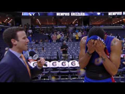 Pistons LIVE Postgame 4.9.17: Darrun Hilliard