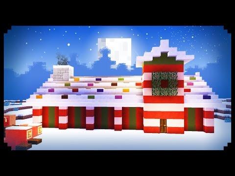 ✔ Minecraft: How to make Santa's Workshop