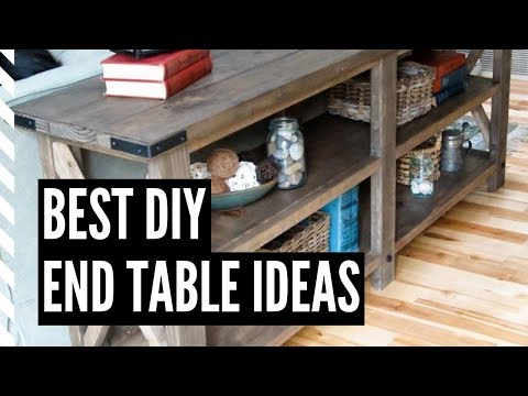 Best DIY Table Ideas For Any Space