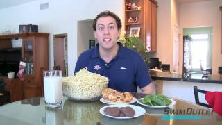 Series 1: SwimOutlet.com & Garrett Weber-Gale's Nutrition for Performance Series (Part 3 of 4) Thumbnail