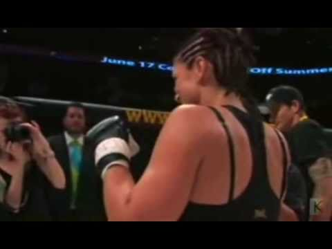 Gina Carano vs Leiticia Pestova MMA Fight