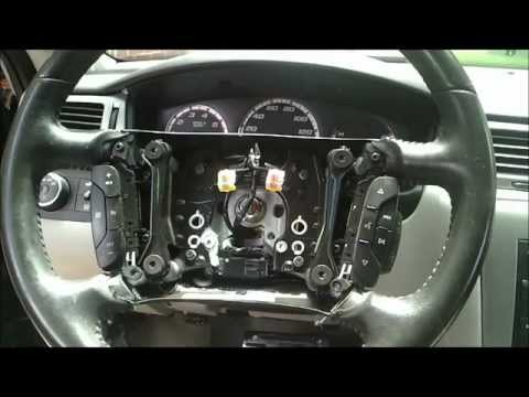 How To Remove 2013 Altima Airbag Steering Wheel Air Bag
