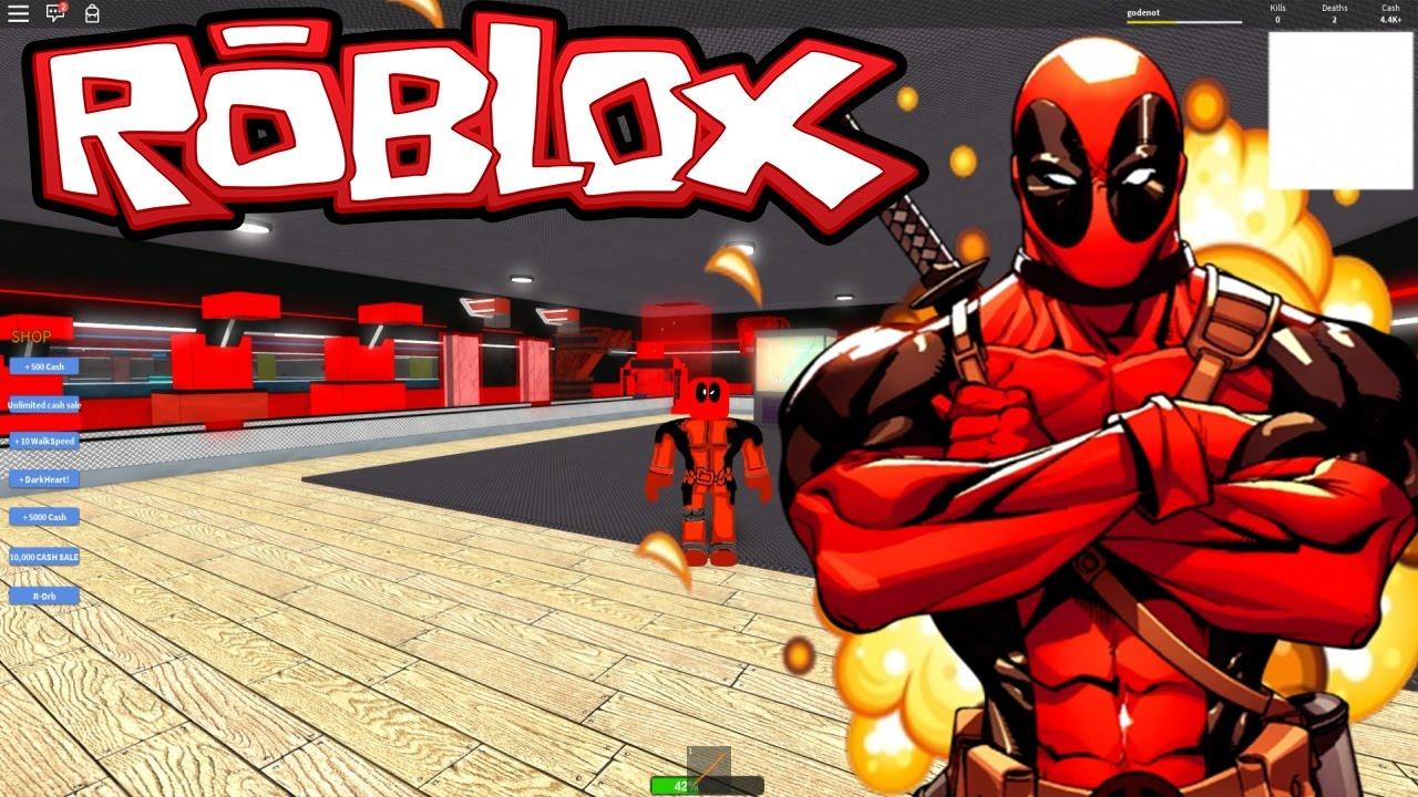 Roblox – Fábrica de Super Heróis 3 ( Super Hero Tycoon! )