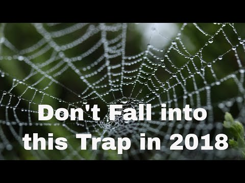 Don't Fall into this Trap in 2018 - Day Trading Pre-Market Daily Review