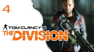 The DIVISION PC Gameplay German #4 Let
