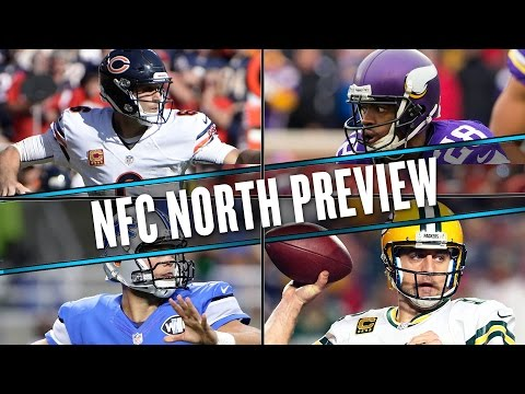 NFC North preview: How many birds can the Vikings