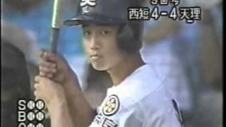 1990年全国高校野球 天理、サヨナラで決勝進出