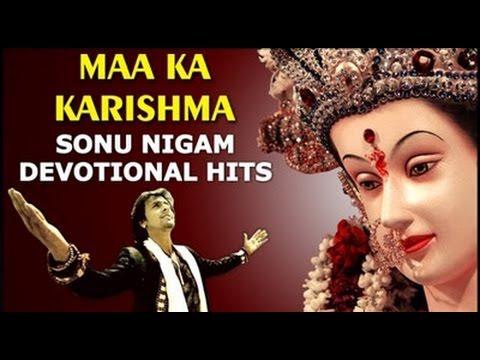 Mata Ke Bhajan By Sonu Nigam | Mata Bhajan Songs | Top Navratri Bhajans | Bhakti Songs (full song)