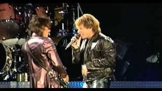 Bon Jovi - You Give Love A Bad Name Live (The Crush Tour