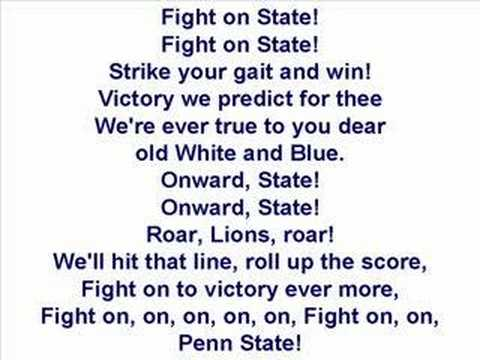 Penn State - Fight Song