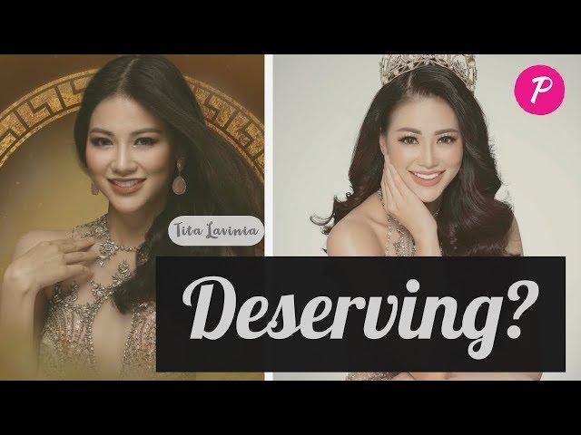 Deserve ba Nya? (Miss Earth 2018 Winner)