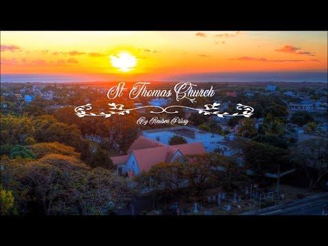 2017-07-07 - St Thomas Church - Beau Bassin - Mauritius