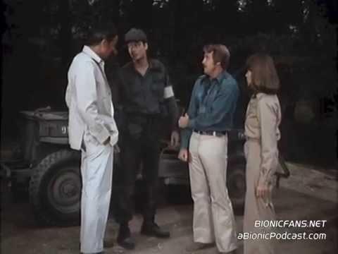 John De Lancie In Probe The Six Million Dollar Man 1977