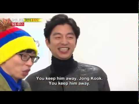 Gong Yoo - Cute and Funny in Running Man
