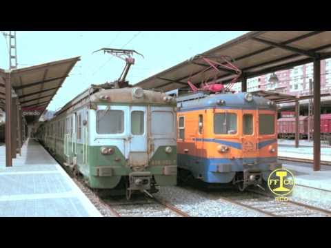 Unidad eléctrica S436 Las Suizas Descripción y evolución