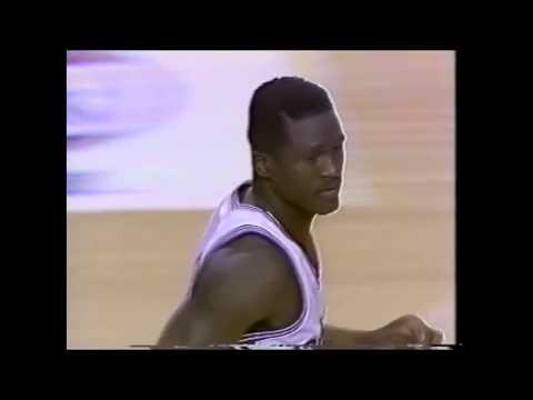 1994 Regular Season: Golden State@LA Clippers HIGHLIGHTS