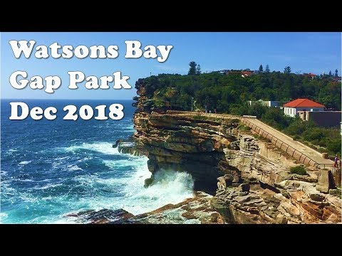 Sydney Australia Vlog - Watsons Bay & Gap Park - How To Use Opal Card - Ferry