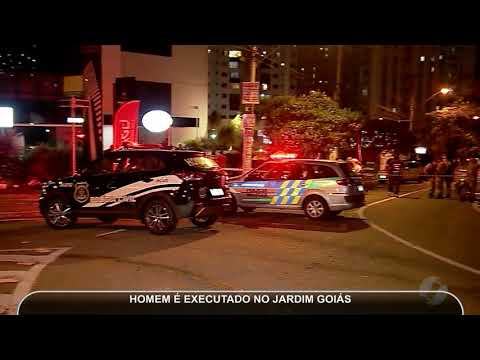 JMD (26/06/18) - Homicídios Na Grande Goiânia